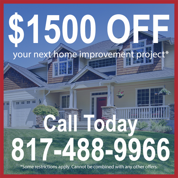 1500 off your next home improvement project